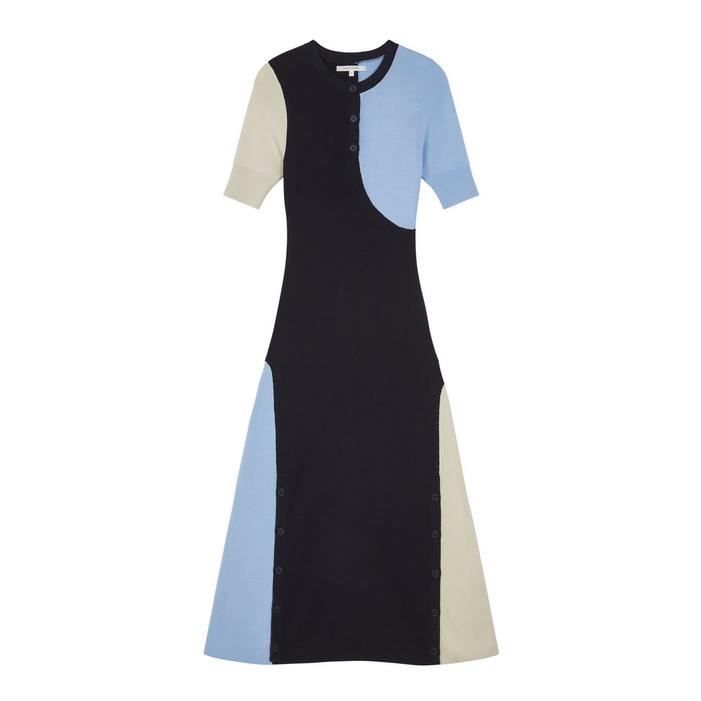 Chinti & Parker Colour Block Dress
