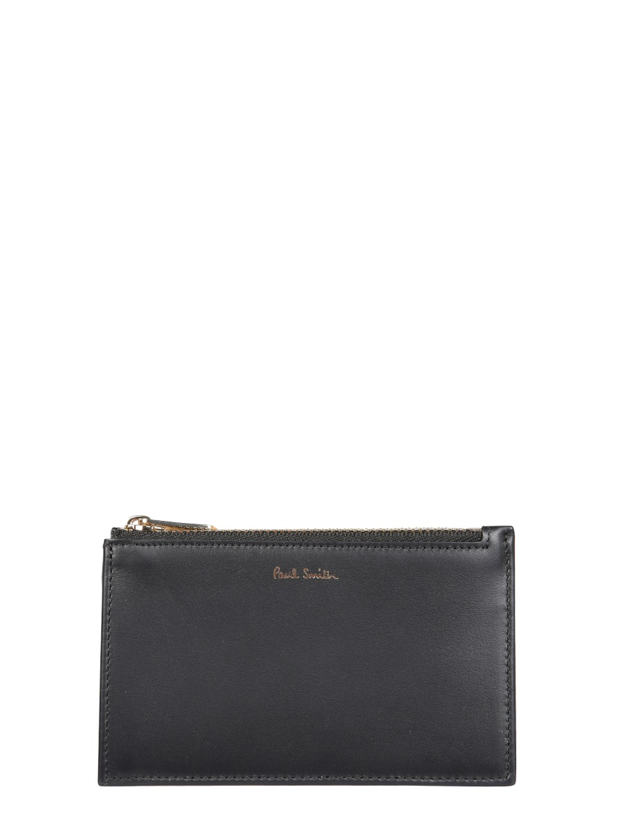 Paul Smith Cardholders CARD HOLDER WITH ZIP