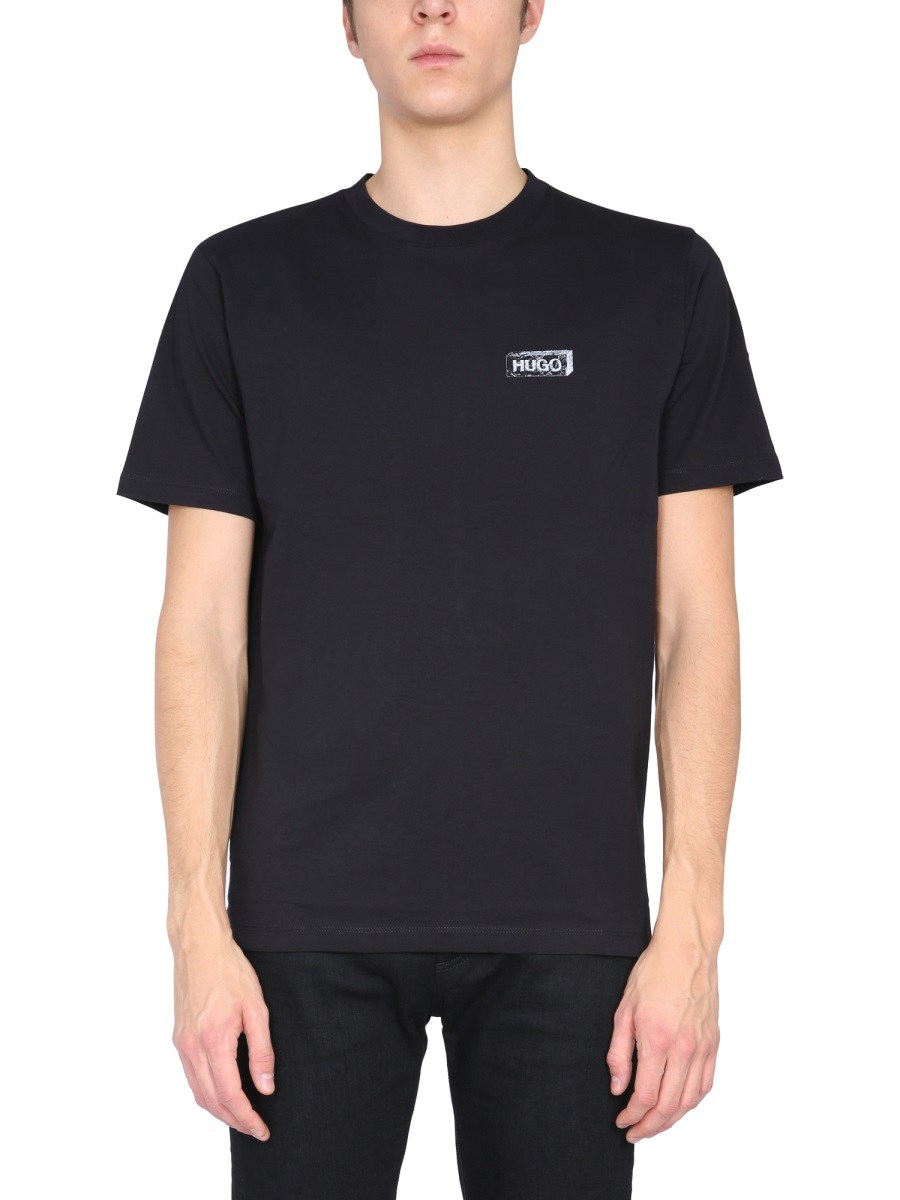 "HUGO BOSS ""DONUMENT T-SHIRT"""