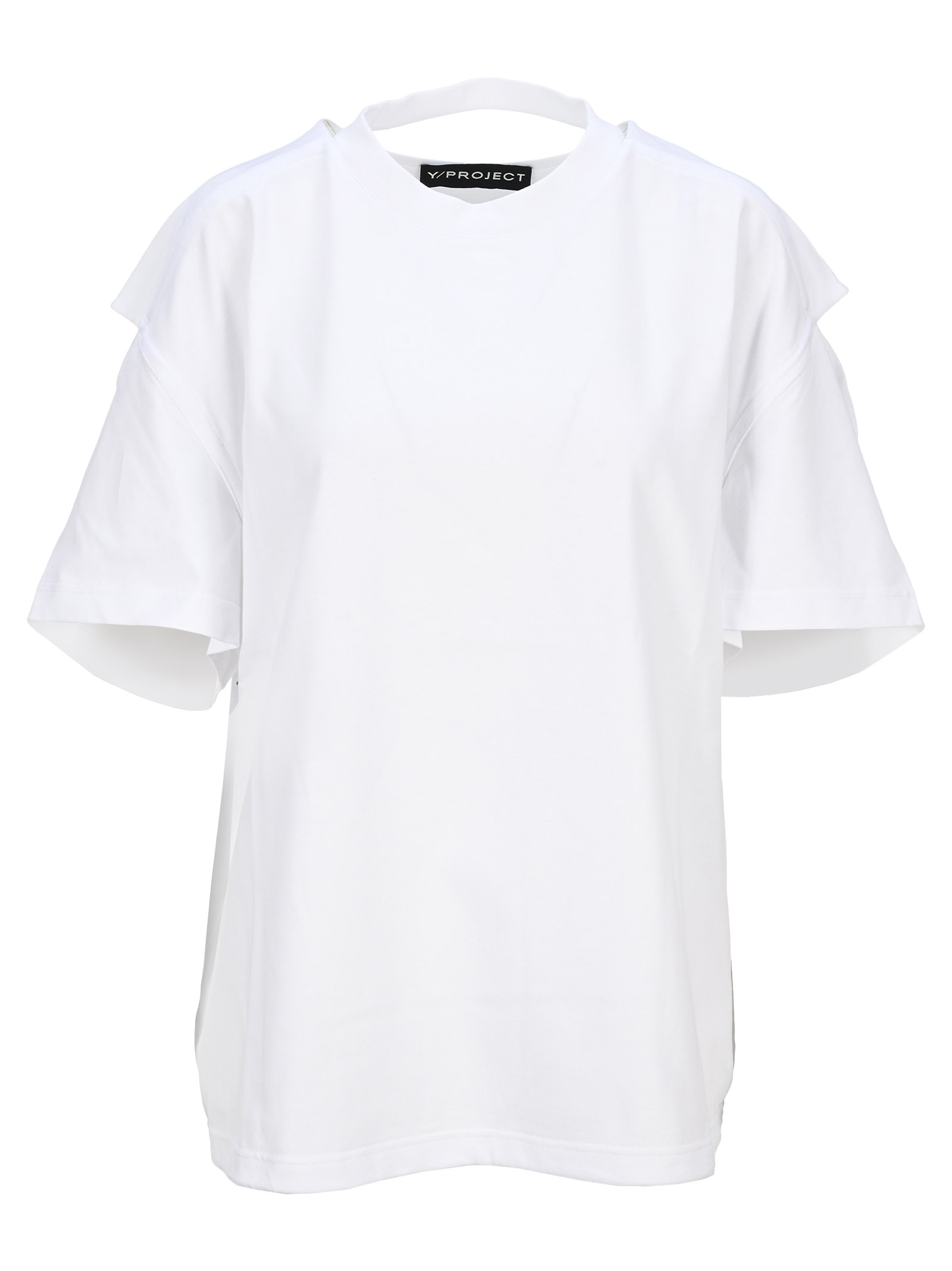 Y/project CONVERTIBLE T-SHIRT