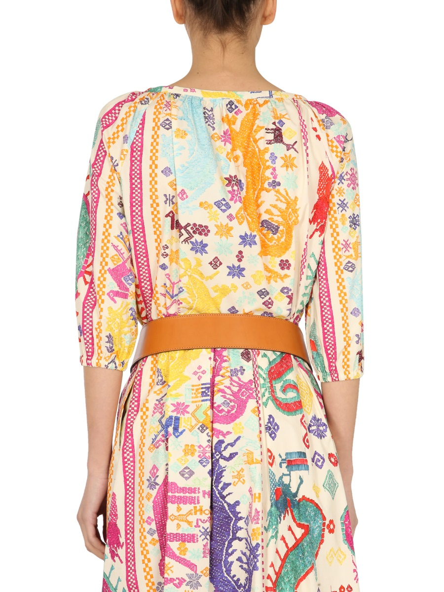 Etro Cottons PRINTED TOP