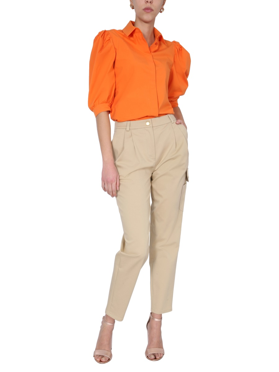 Boutique Moschino TALL WAIST TROUSERS