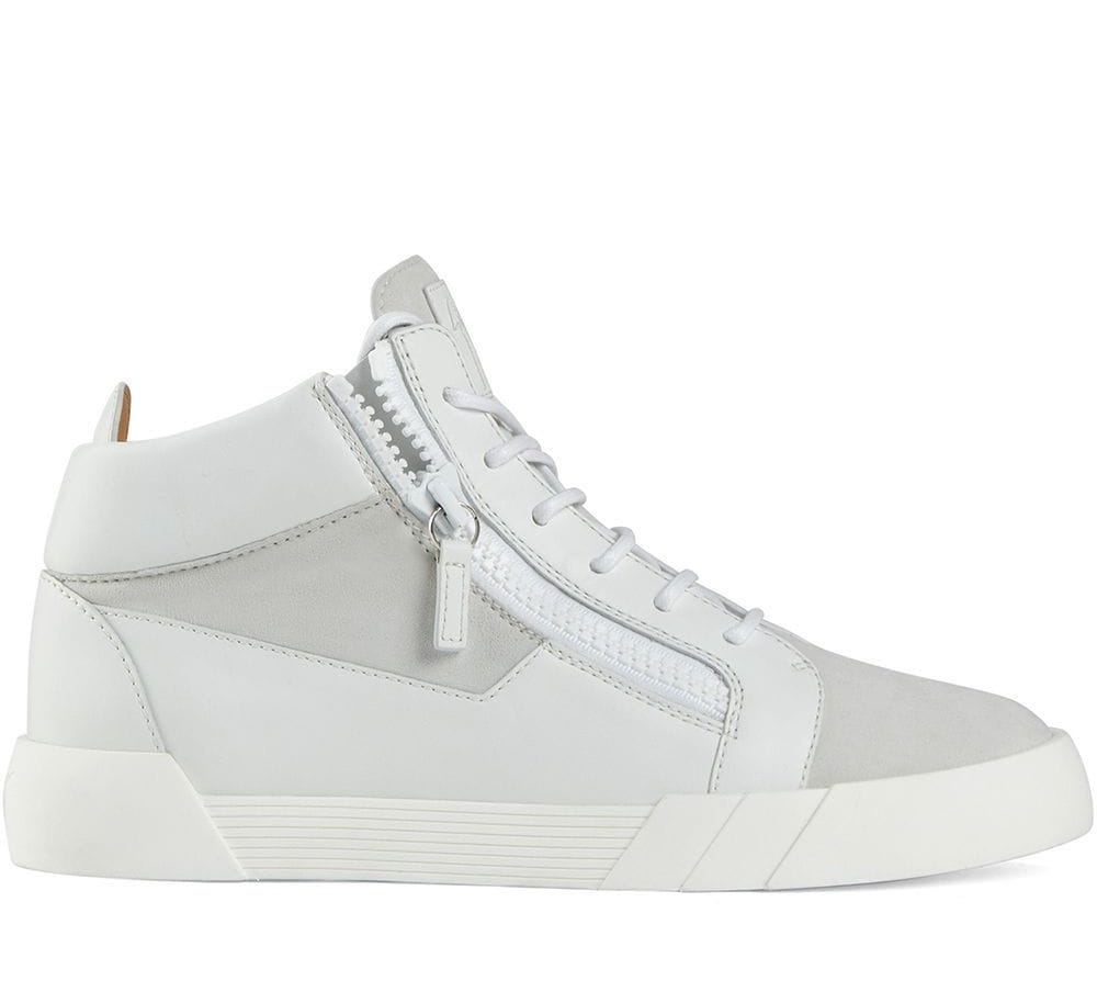Giuseppe Zanotti THE SHARK HIGH-TOP SNEAKERS