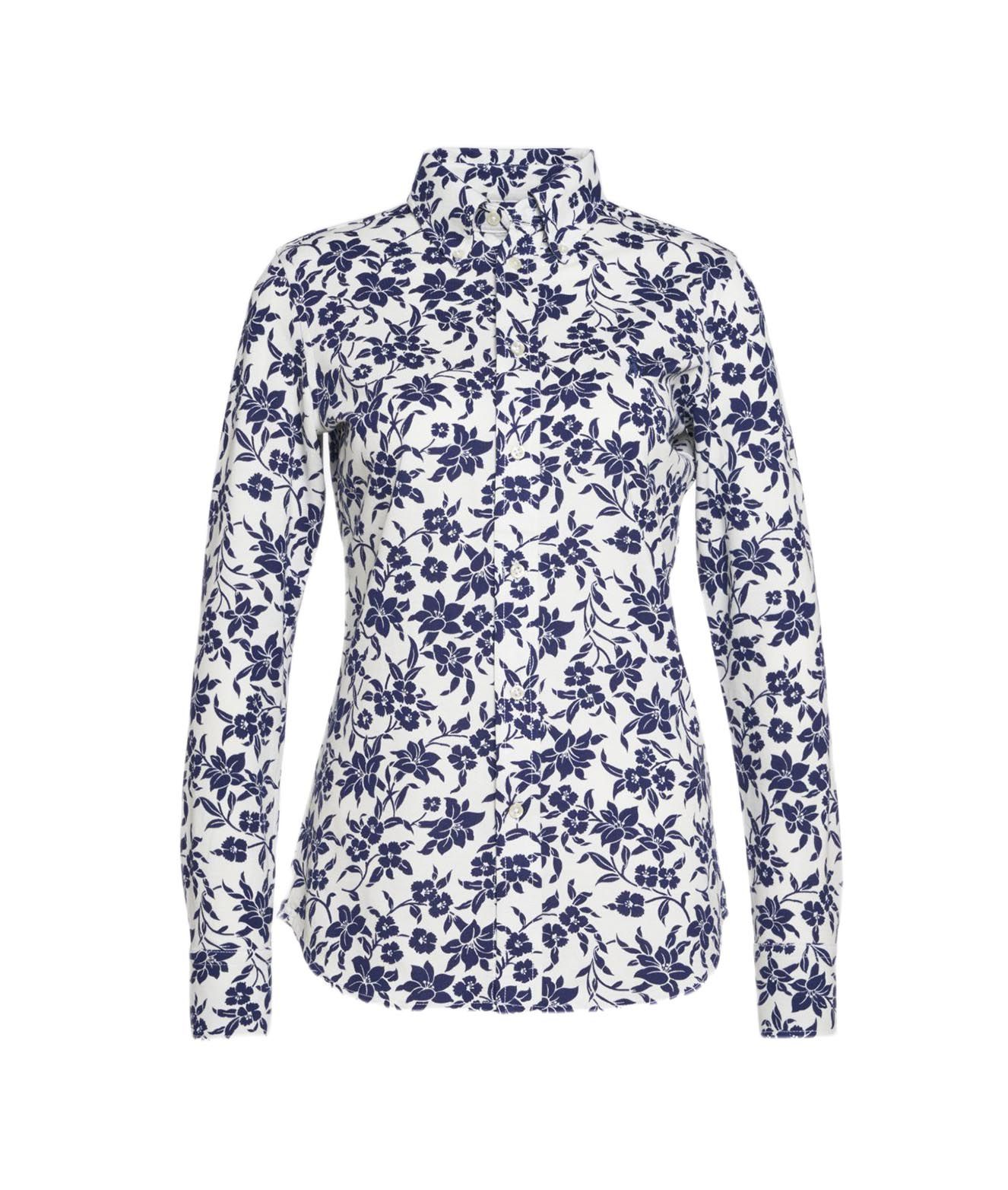 Ralph Lauren SHIRT WITH FLORAL PRINT
