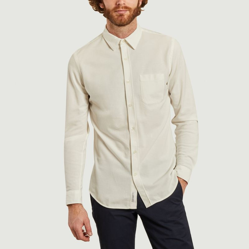 Closed IVORY SHIRT IVOIRE CLOSED