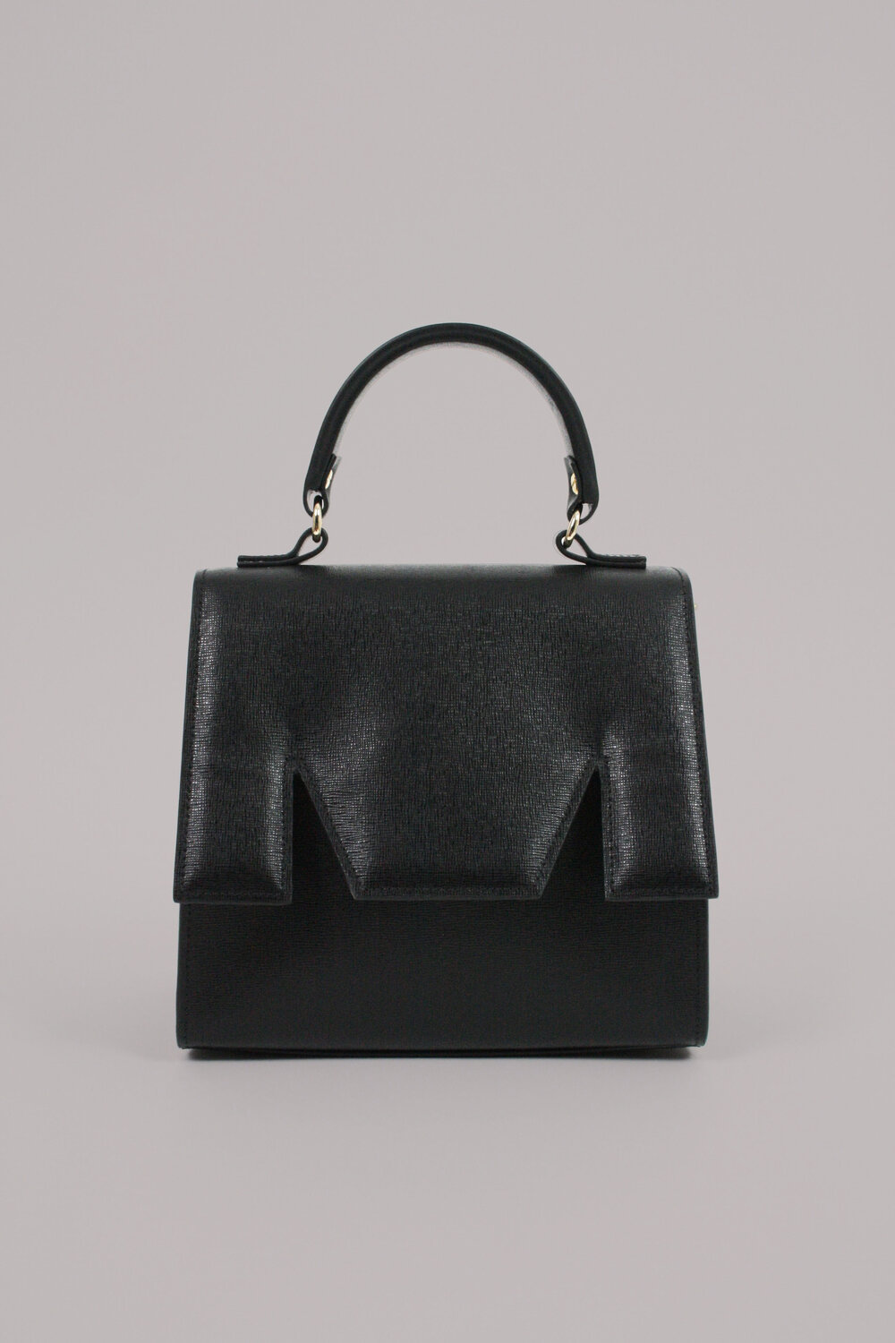 Msgm BLACK BUM BAG