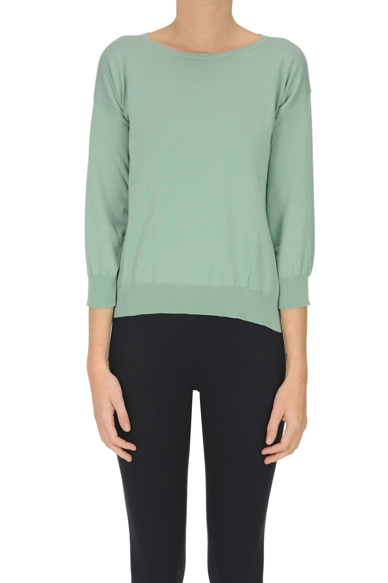 Peserico COTTON PULLOVER