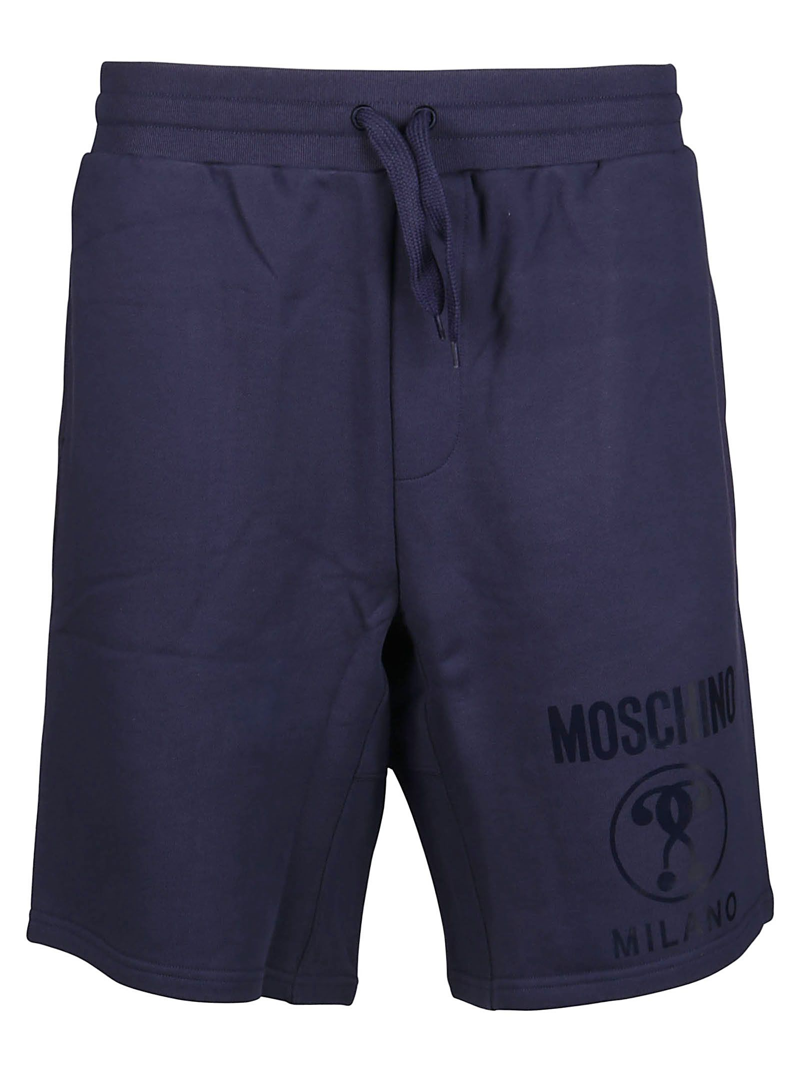 Moschino MOSCHINO MEN'S 034720270290 BLUE COTTON SHORTS