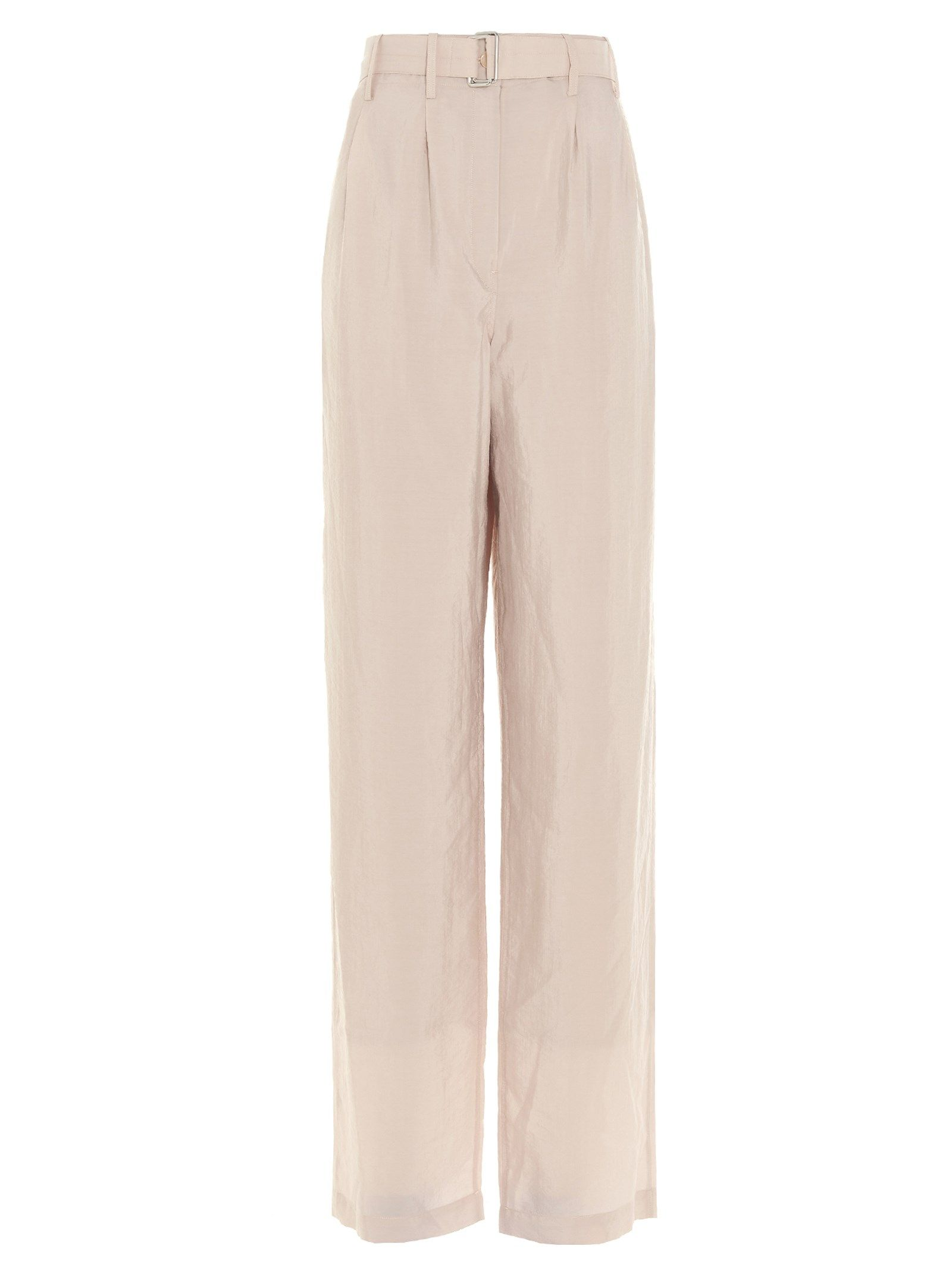 Lemaire LEMAIRE WOMEN'S W211PA289LF208320 PINK OTHER MATERIALS PANTS