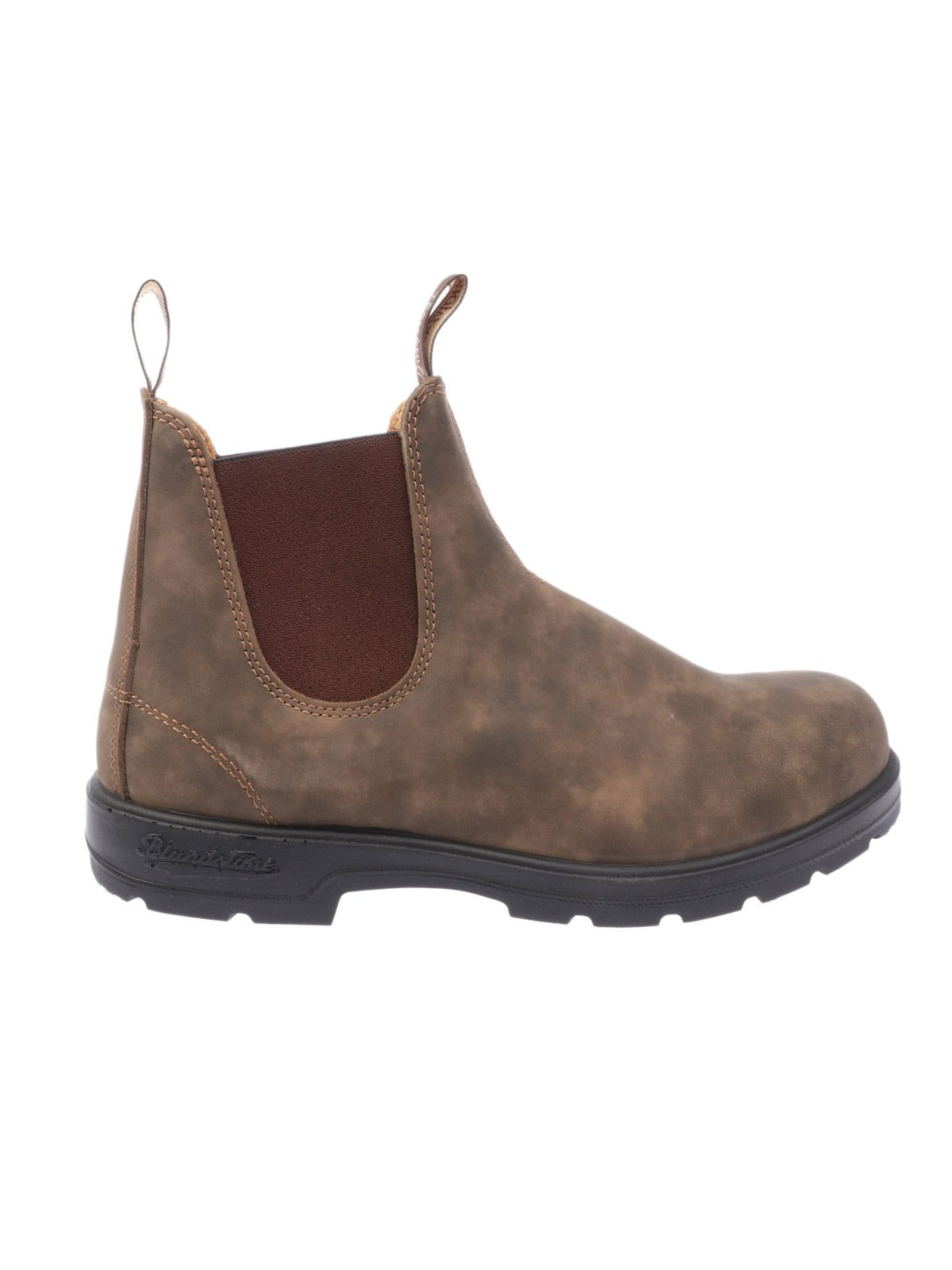 Blundstone BLUNDSTONE MEN'S 202585BCM585 BROWN LEATHER ANKLE BOOTS