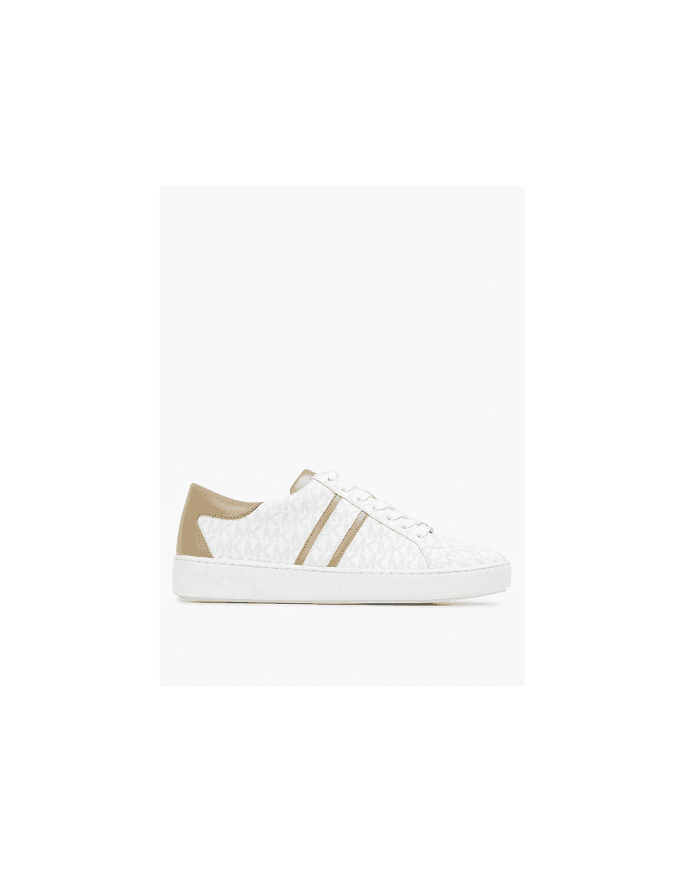 Michael Kors Leathers KEATON STRIPE TRAINER