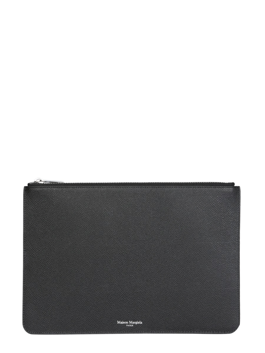Maison Margiela Clutches SMALL CLUTCH WITH ZIP