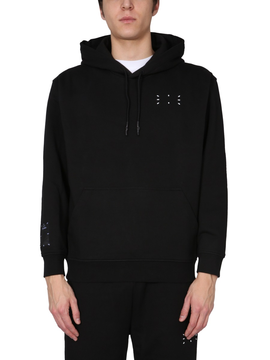 Mcq By Alexander Mcqueen RELAXED FIT SWEATSHIRT