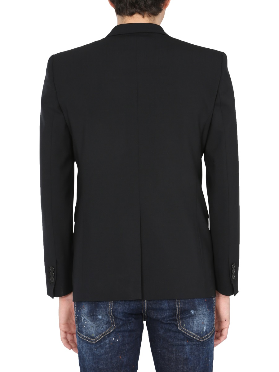 """Dsquared2 Cottons """"BERLIN"""" SINGLE-BREASTED JACKET"""