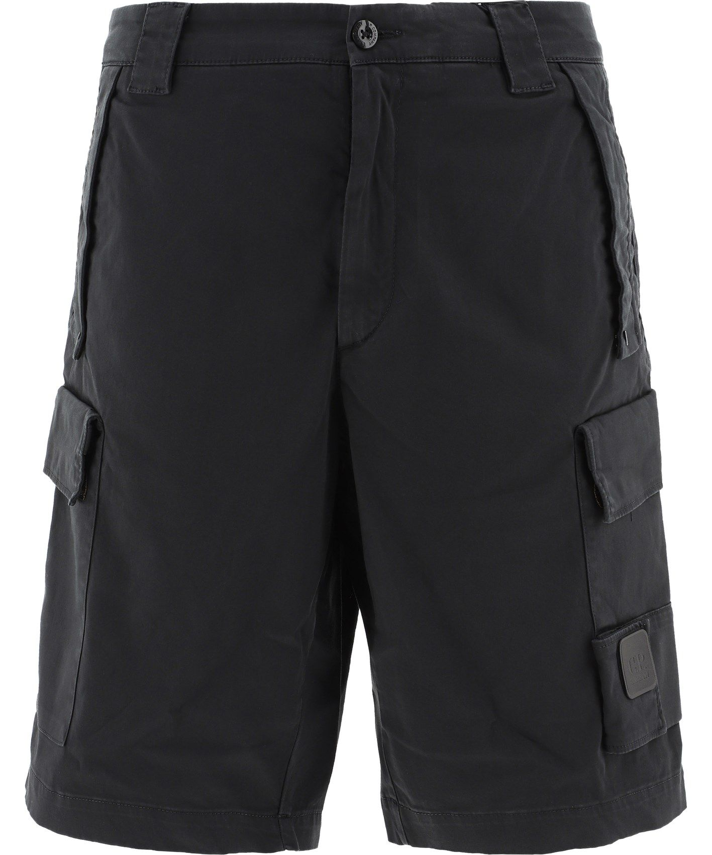 C.p. Company CP COMPANY MEN'S 10CMBE160A005694G999 BLACK OTHER MATERIALS SHORTS