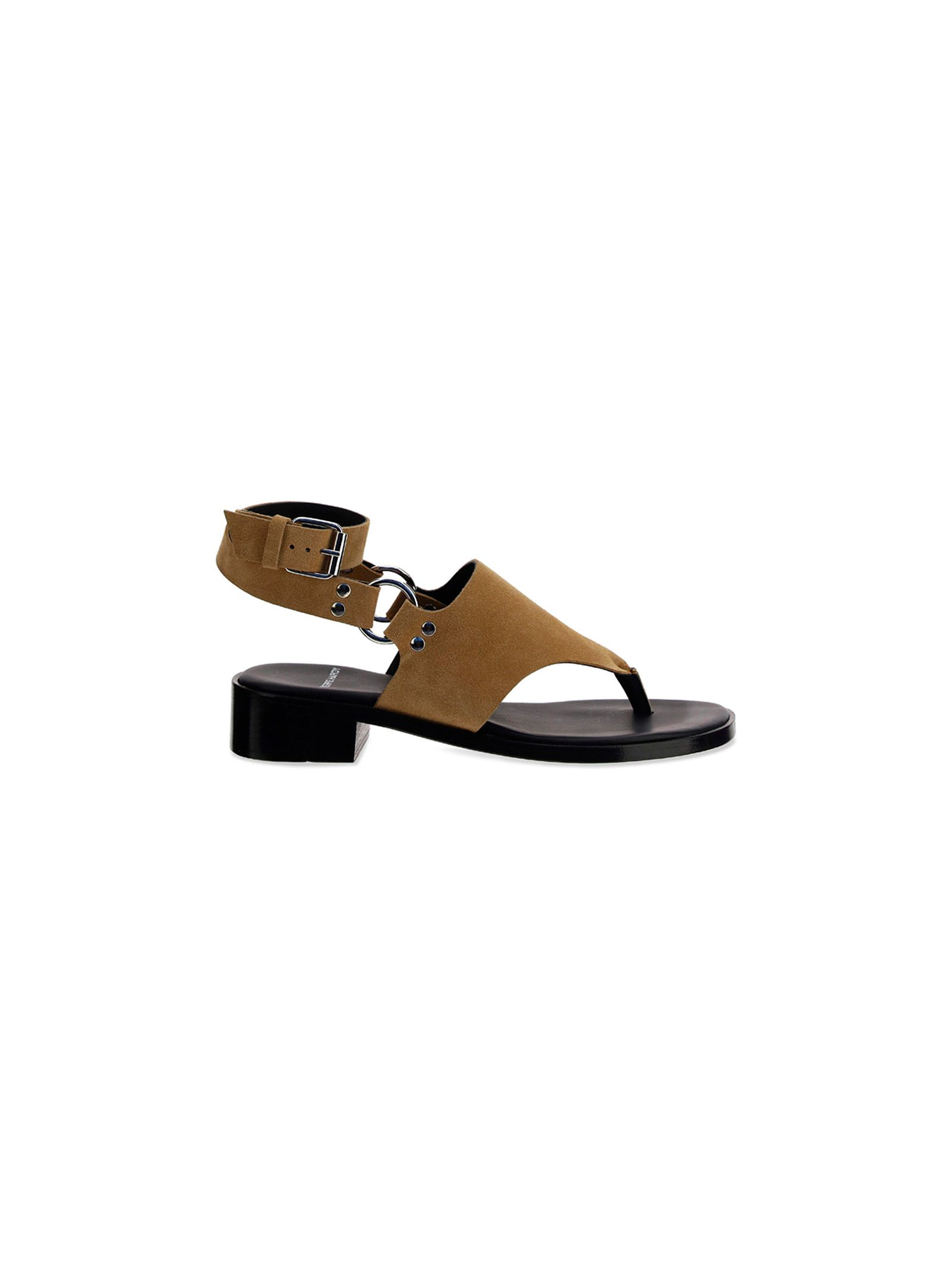 Pierre Hardy PIERRE HARDY WOMEN'S VN02CAMEL BROWN OTHER MATERIALS SANDALS