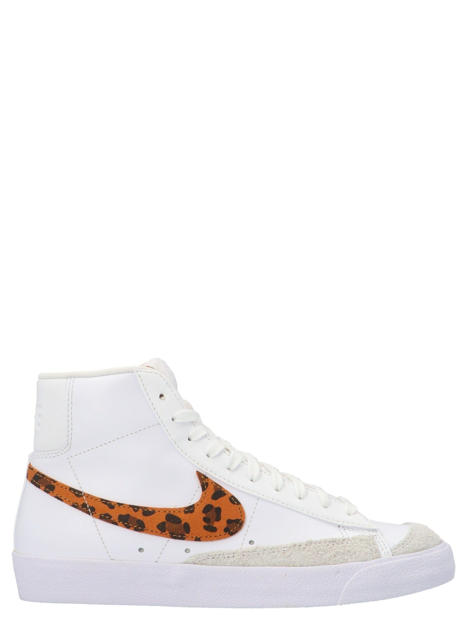 Nike Sneakers NIKE WOMEN'S DA8736101 WHITE OTHER MATERIALS SNEAKERS