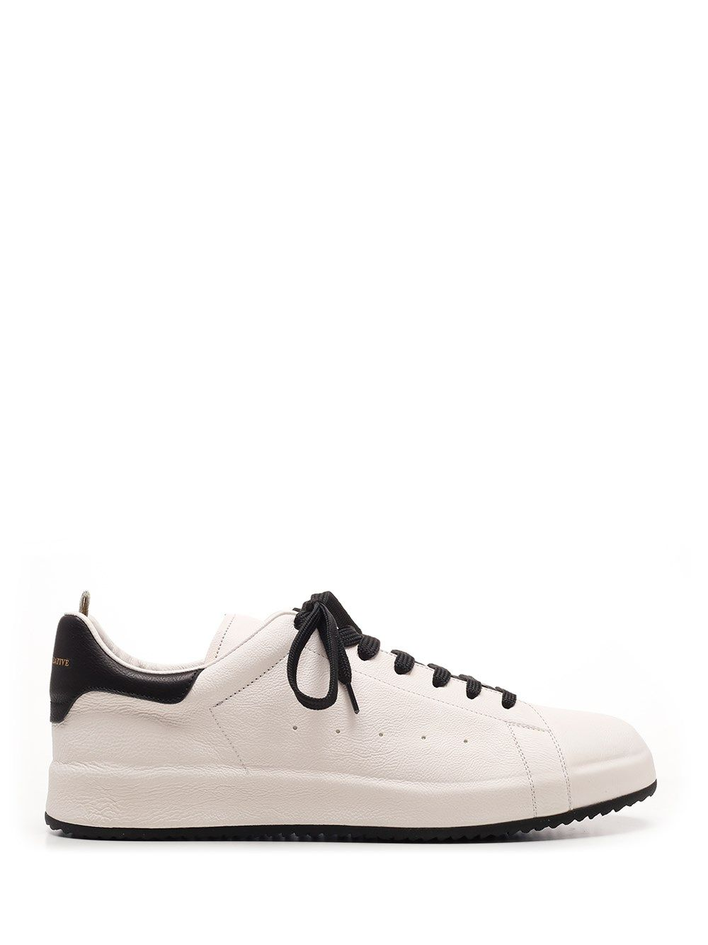 Officine Creative Leathers OFFICINE CREATIVE MEN'S OCUTWAC001GIAN1L564 WHITE OTHER MATERIALS SNEAKERS