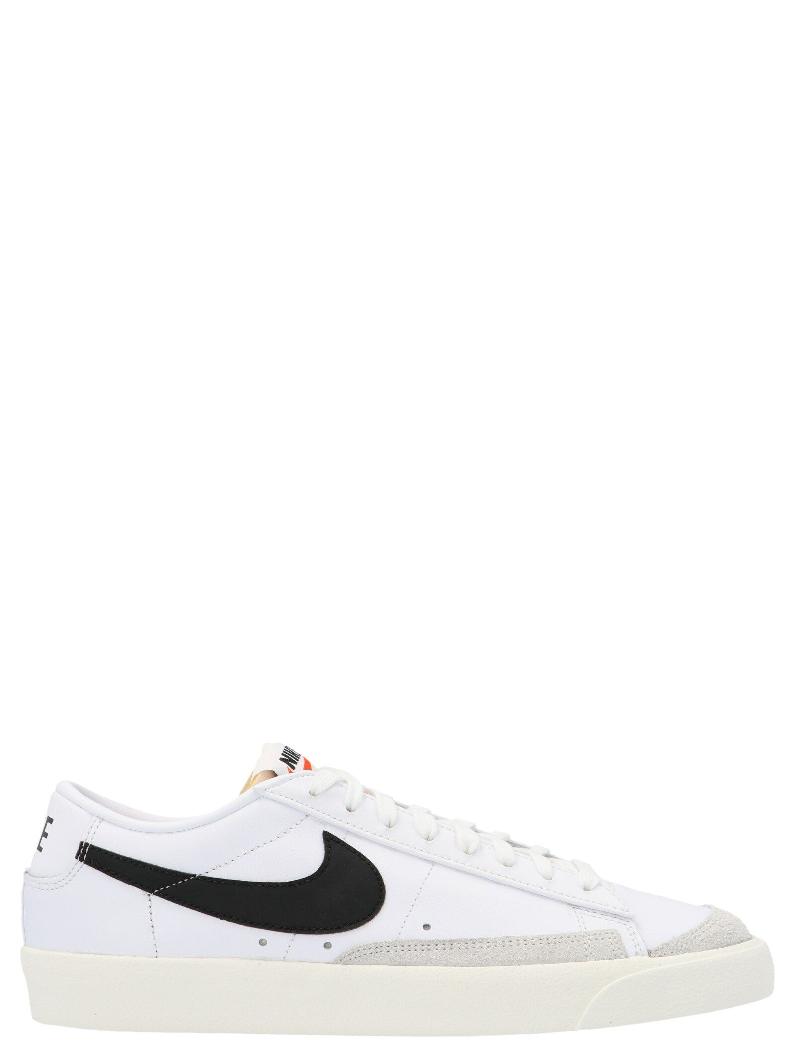 Nike Sneakers NIKE MEN'S DA6364101 WHITE OTHER MATERIALS SNEAKERS