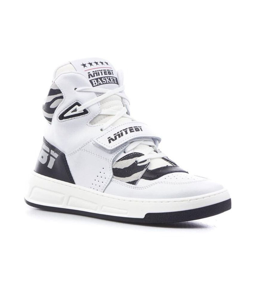 Aniye By Sneakers ANIYE BY WOMEN'S 1S512801210 WHITE OTHER MATERIALS SNEAKERS