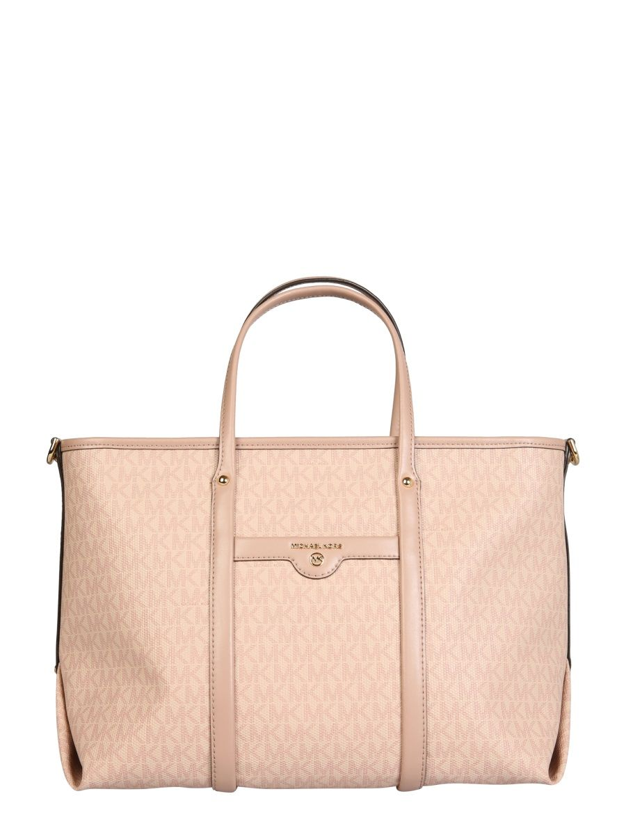 Michael Kors MICHAEL KORS WOMEN'S 30T0GKNT1B857 PINK OTHER MATERIALS TOTE