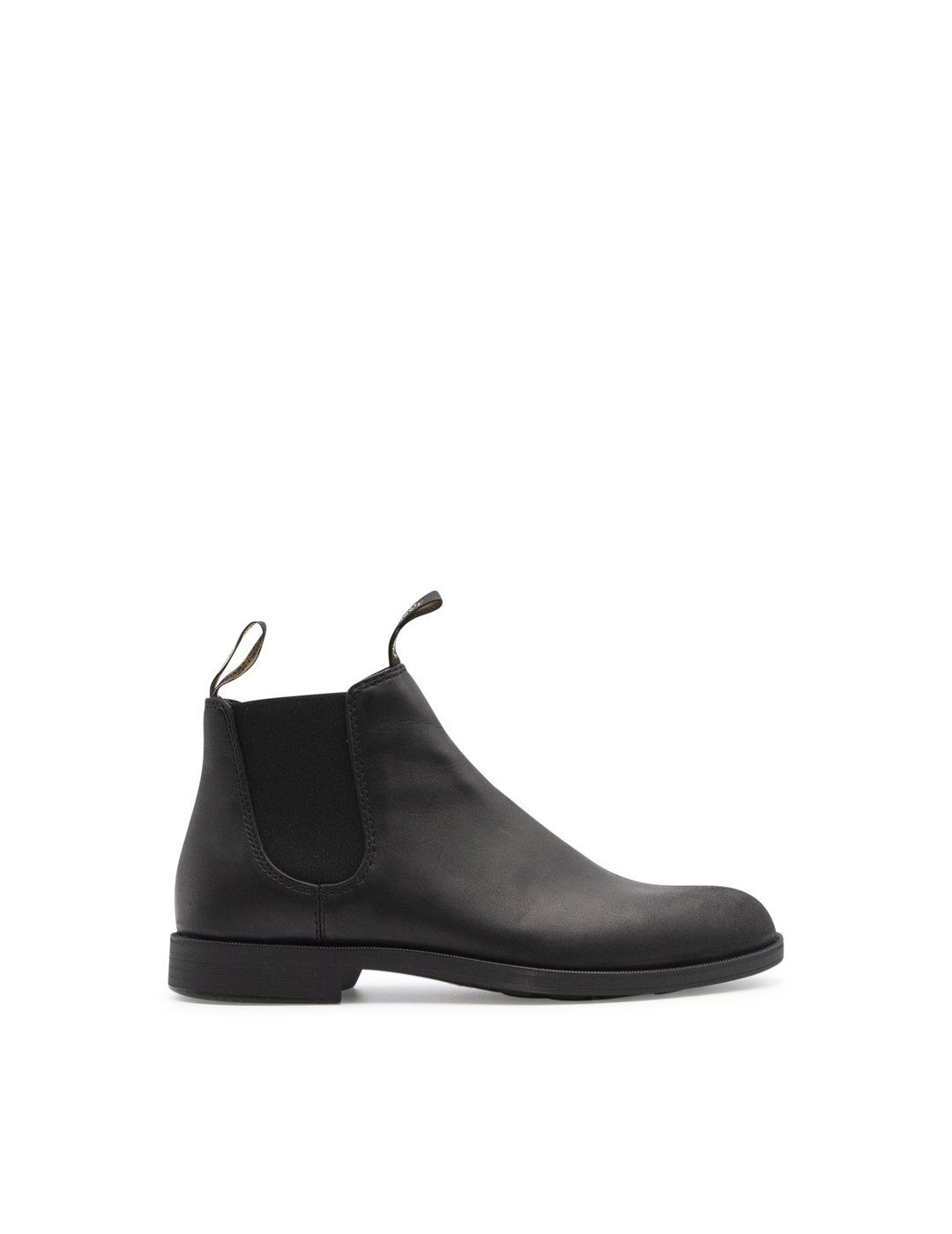Blundstone Leathers BLUNDSTONE MEN'S 1901BLACK BLACK LEATHER ANKLE BOOTS