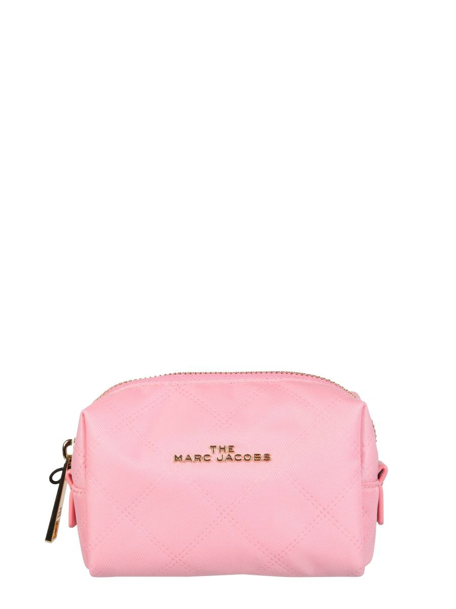 Marc Jacobs MARC JACOBS WOMEN'S M0016812699 PINK OTHER MATERIALS BEAUTY CASE