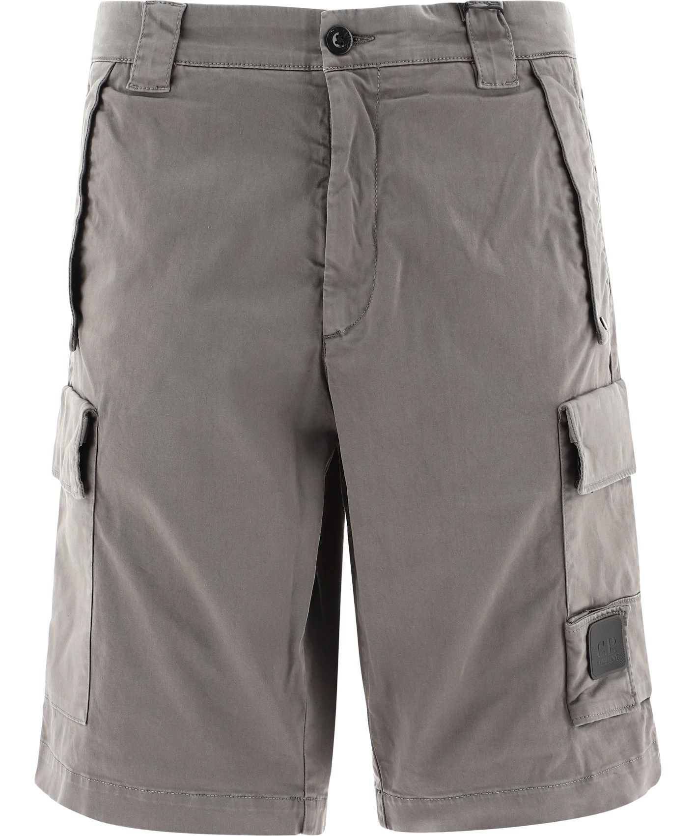 C.p. Company CP COMPANY MEN'S 10CMBE160A005694G938 GREY OTHER MATERIALS SHORTS