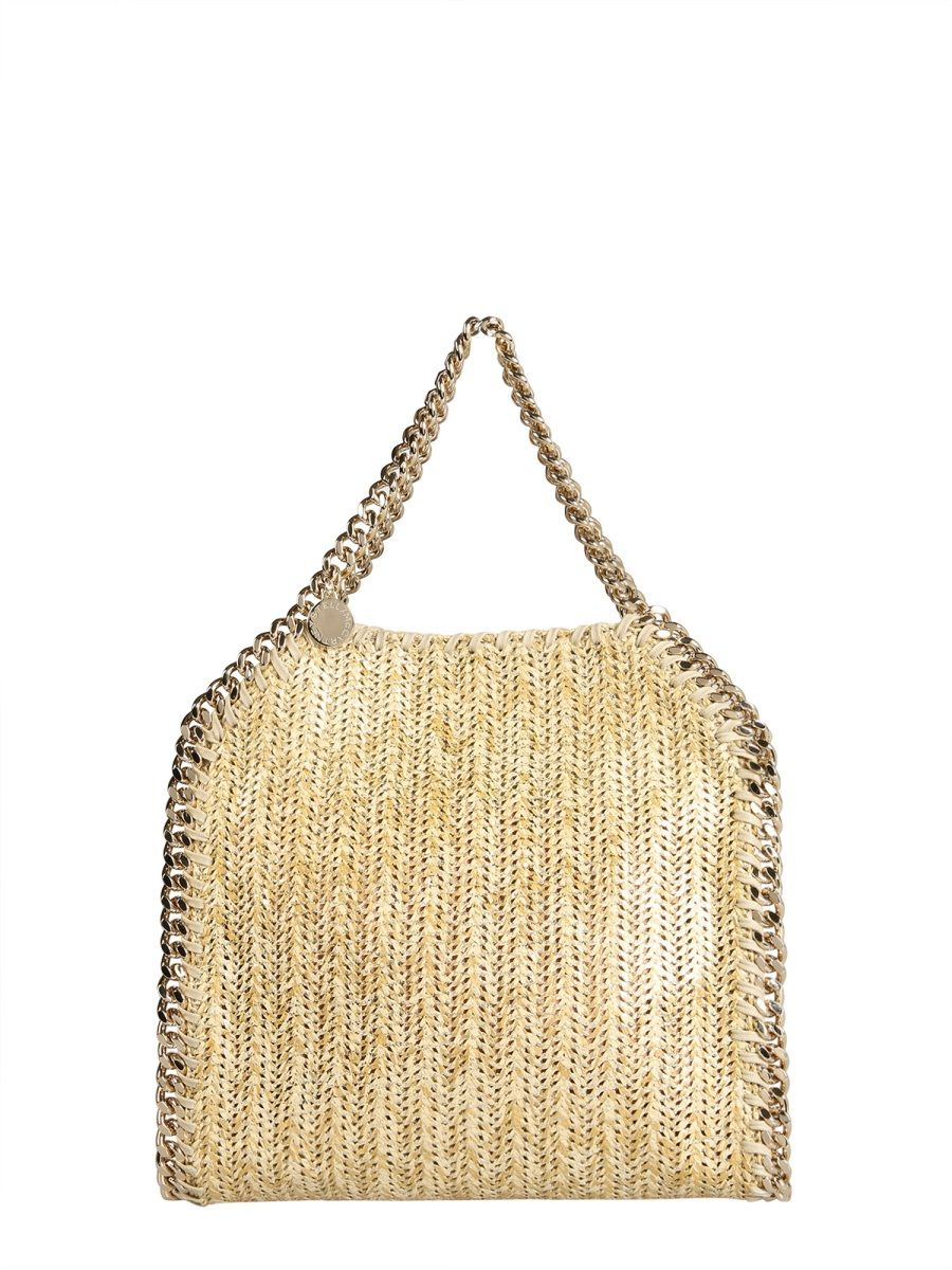 Stella Mccartney STELLA MCCARTNEY WOMEN'S 371223W8788T701 GOLD OTHER MATERIALS HANDBAG