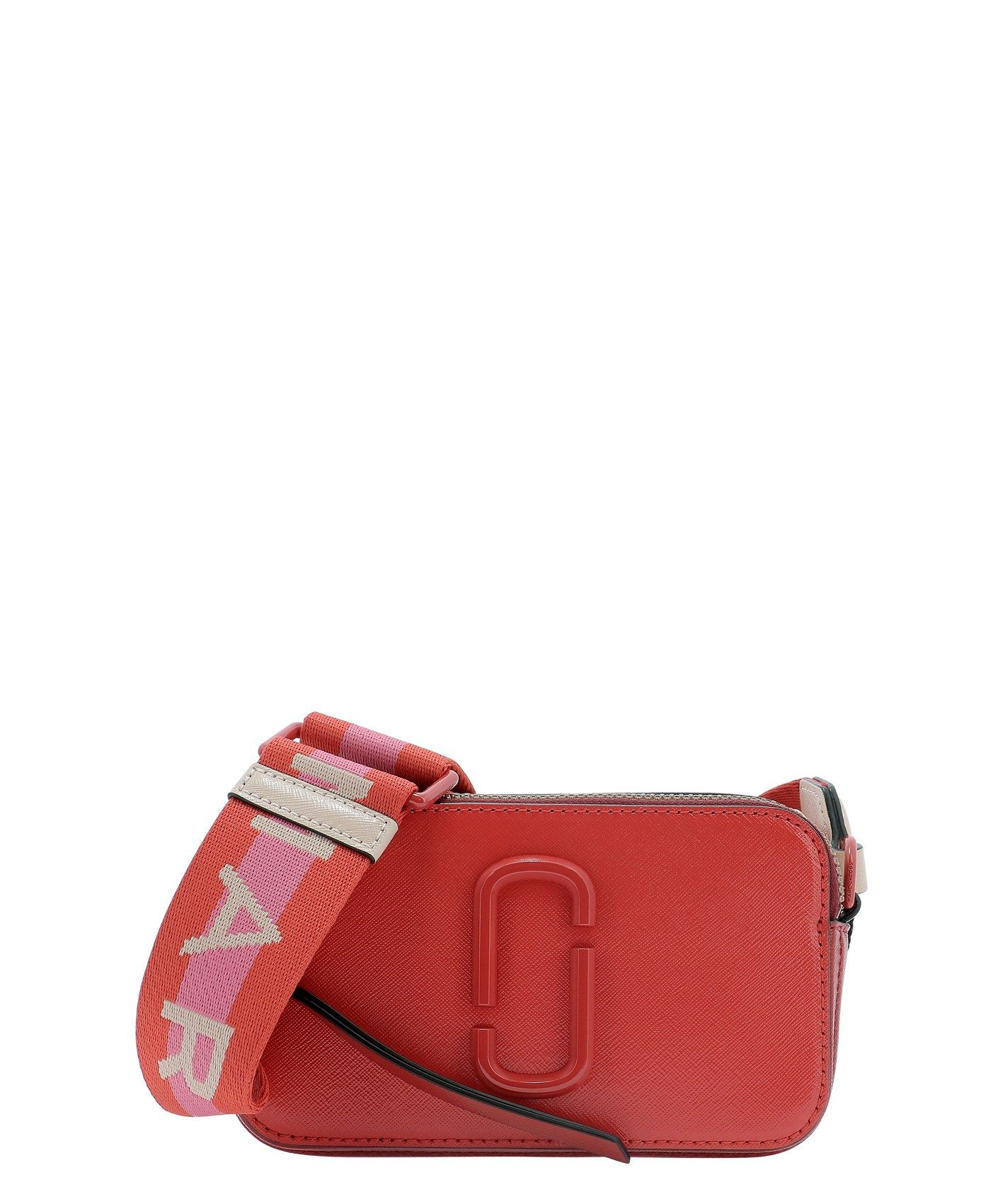 Marc Jacobs MARC JACOBS WOMEN'S M0014538937 RED OTHER MATERIALS SHOULDER BAG
