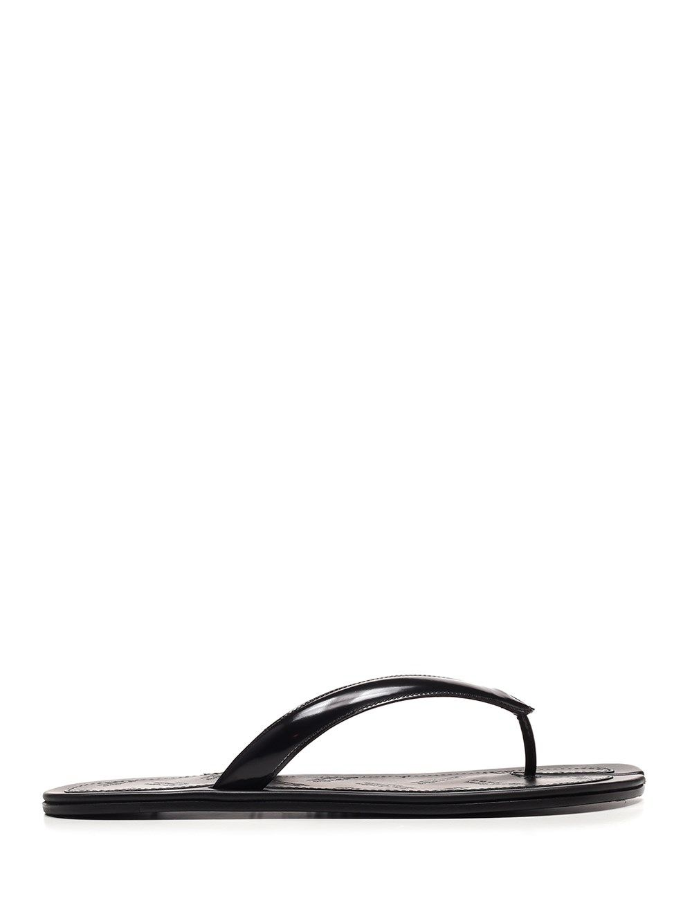 Maison Margiela MAISON MARGIELA MEN'S S57WX0023P3964T8013 BLACK OTHER MATERIALS SANDALS