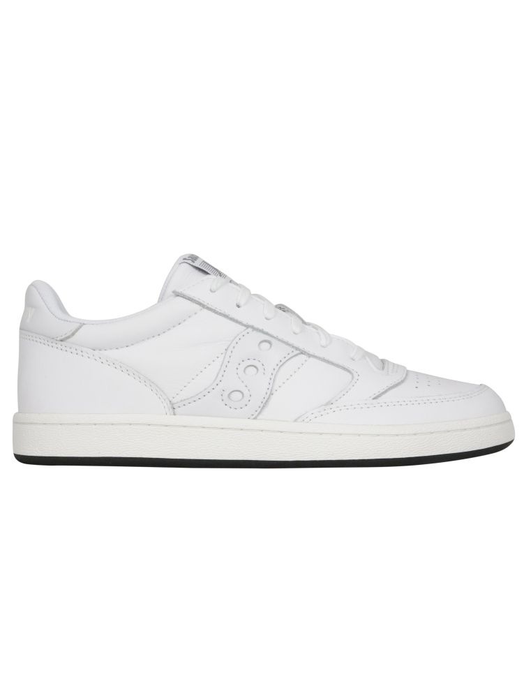 Saucony Sneakers SAUCONY MEN'S 705554 WHITE OTHER MATERIALS SNEAKERS