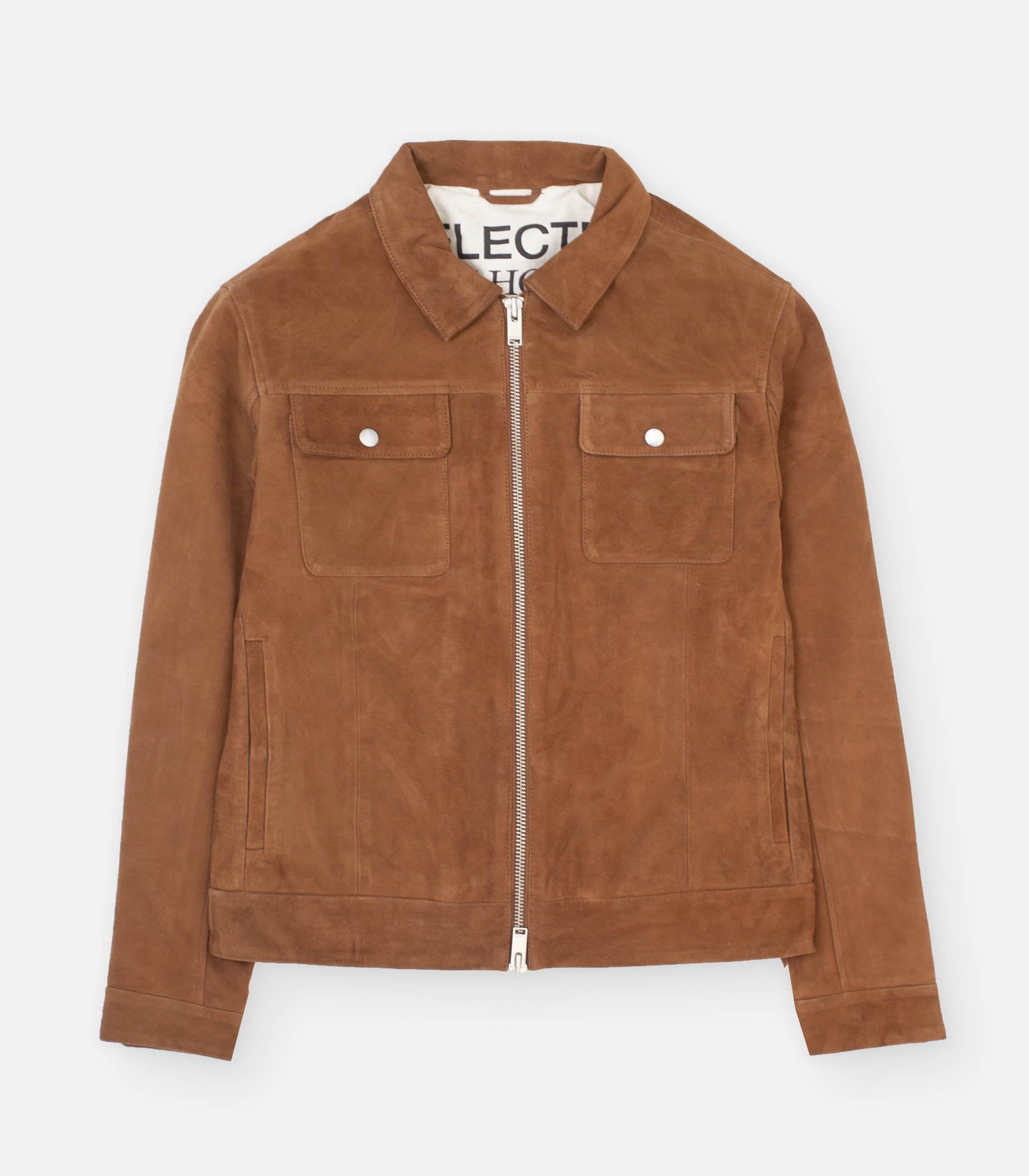 Selected Homme BLOUSON SUEDE JACKET
