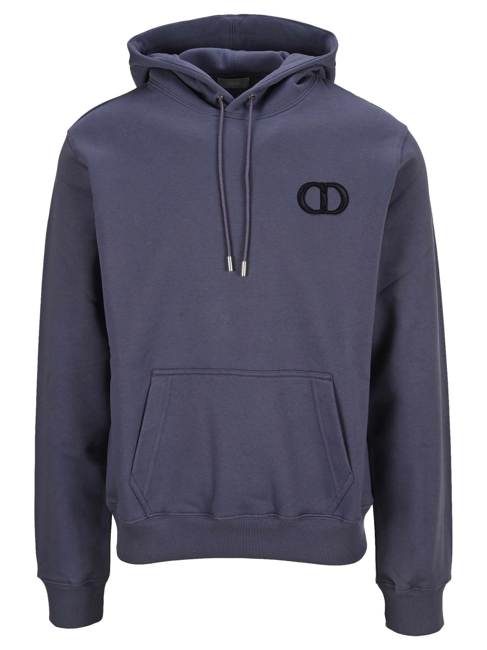 Dior EMBROIDERED LOGO HOODIE