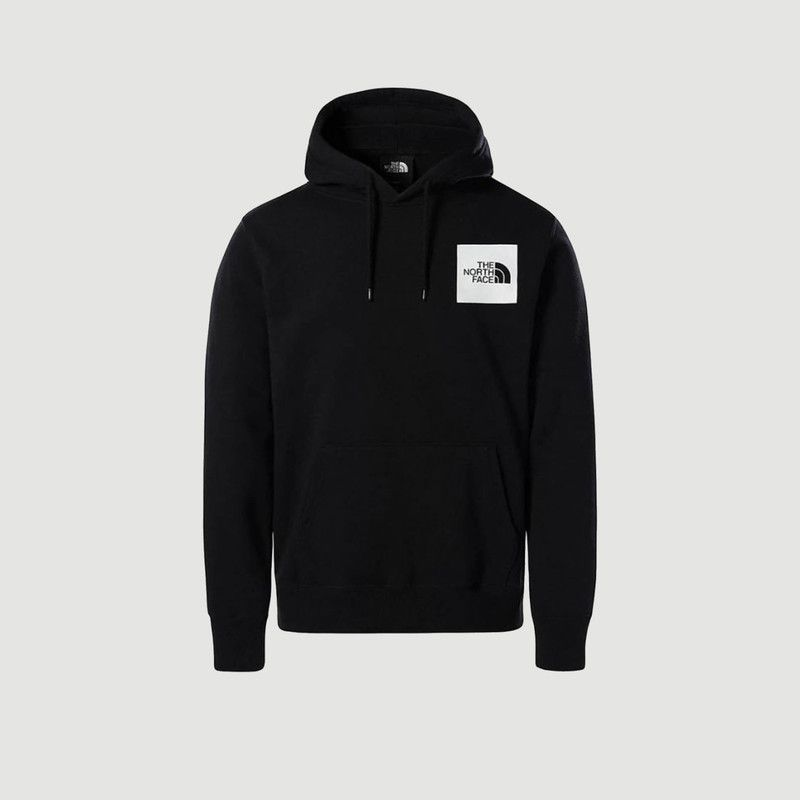 The North Face Hoodies FINE HOODIE TNF BLACK THE NORTH FACE