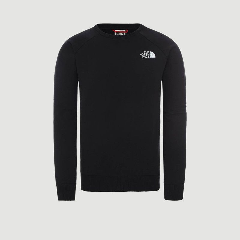 The North Face Cottons REDBOX SWEATSHIRT TNF BLACK THE NORTH FACE