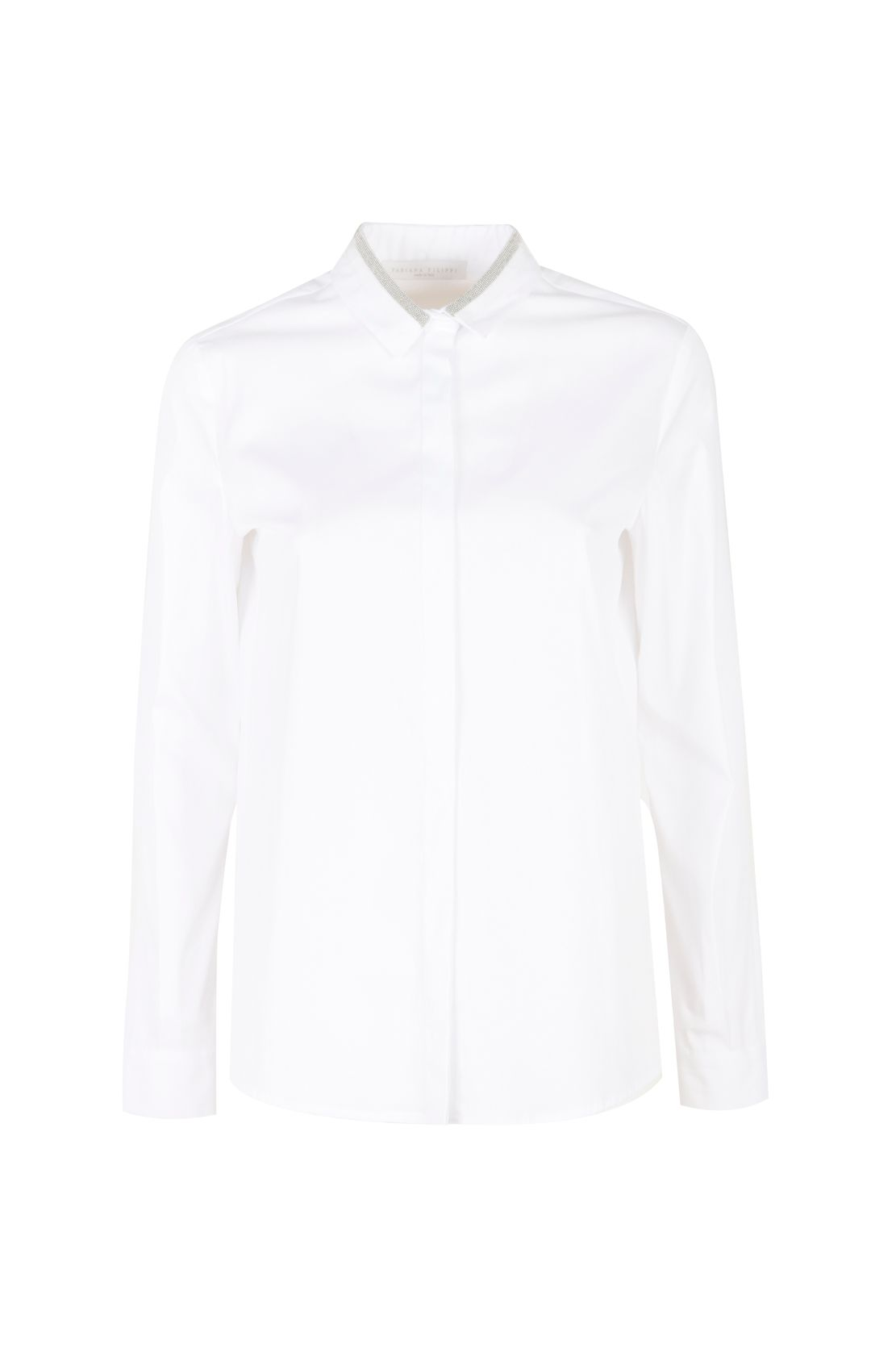Fabiana Filippi FABIANA FILIPPI WOMEN'S CAD271W311F27521 WHITE COTTON SHIRT