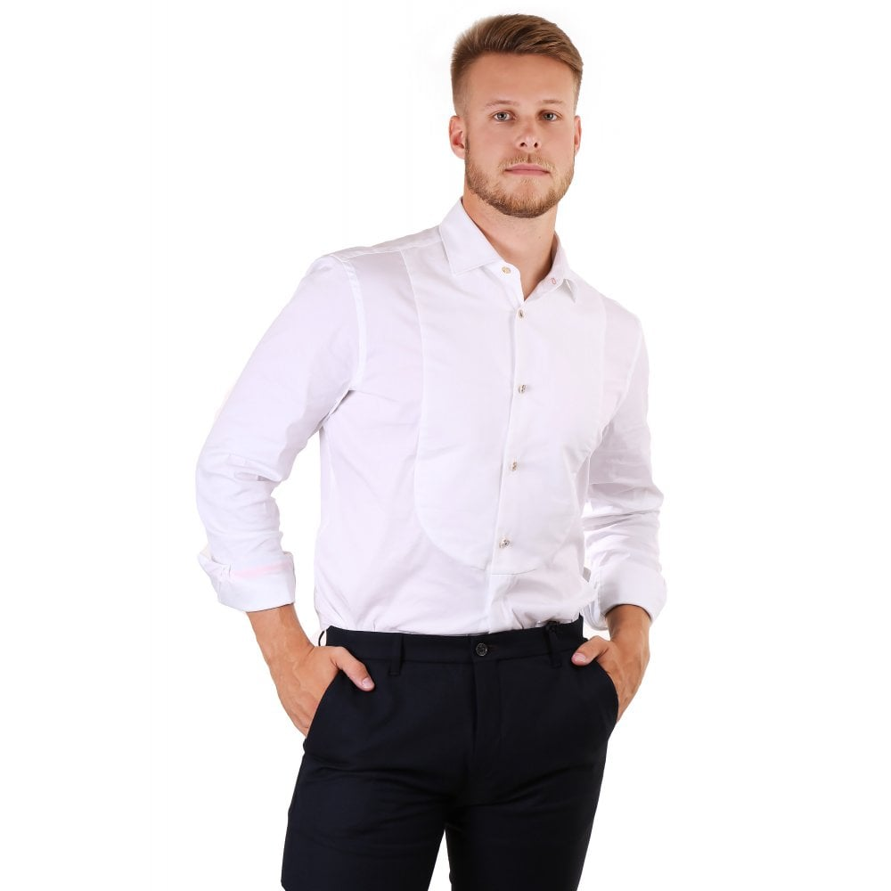 Paul Smith DC TAILORED EVENING SHIRT