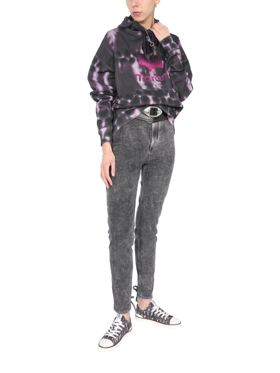 """Isabel Marant Cottons """"NIKINO"""" SKINNY FIT JEANS"""