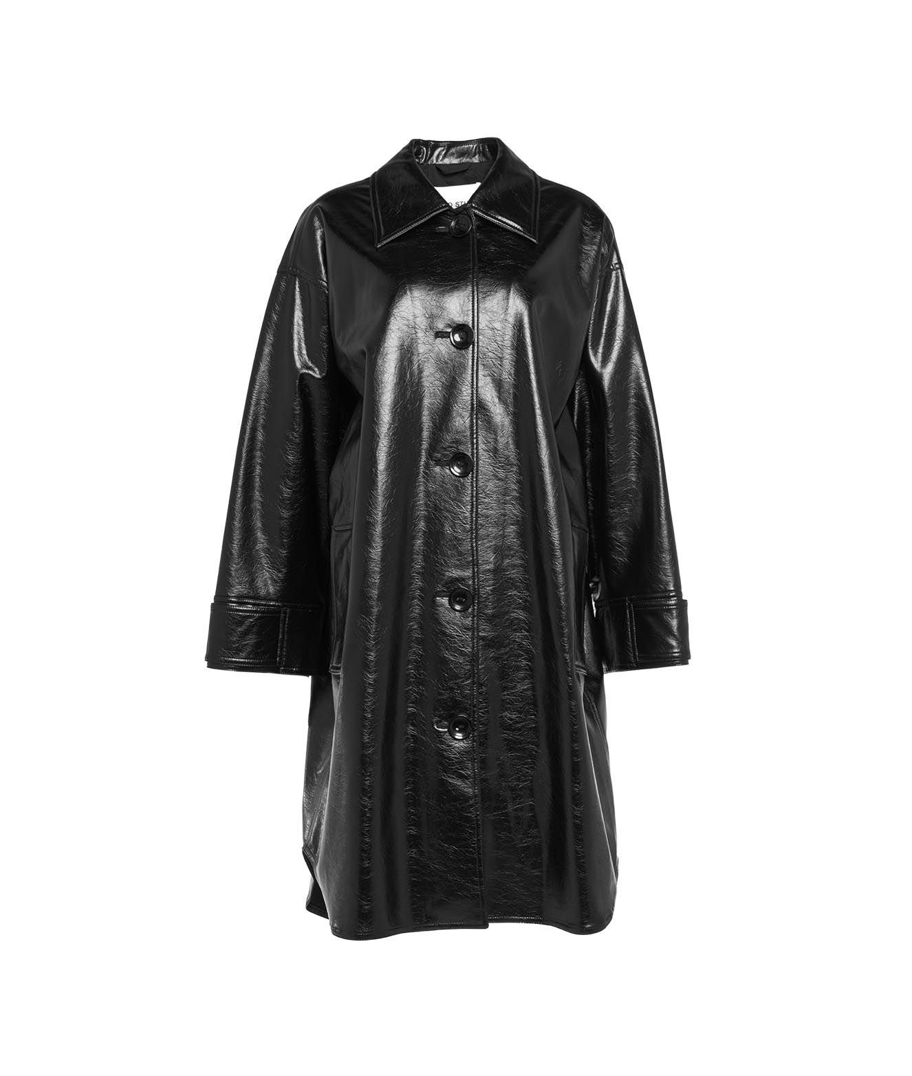 "Stand Studio Coats ECO-LEATHER COAT ""KALI"""