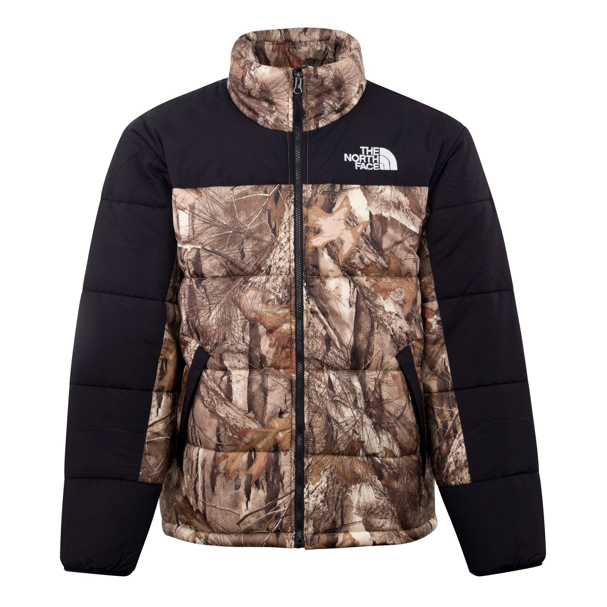 The North Face Jackets HIMALAYAN INSULATED JACKET CAMO