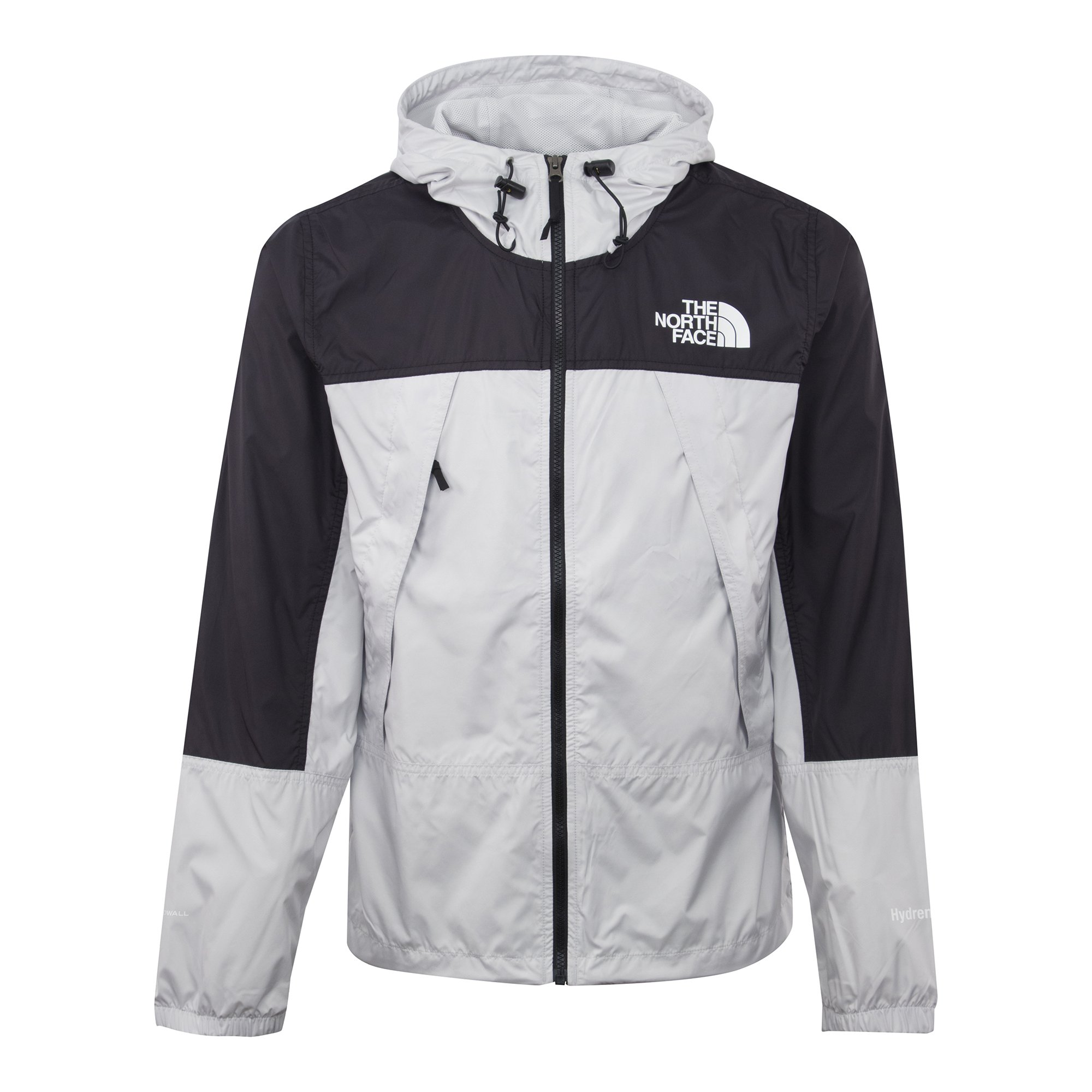 The North Face Linings HYDRENALINE WIND JACKET SILVER