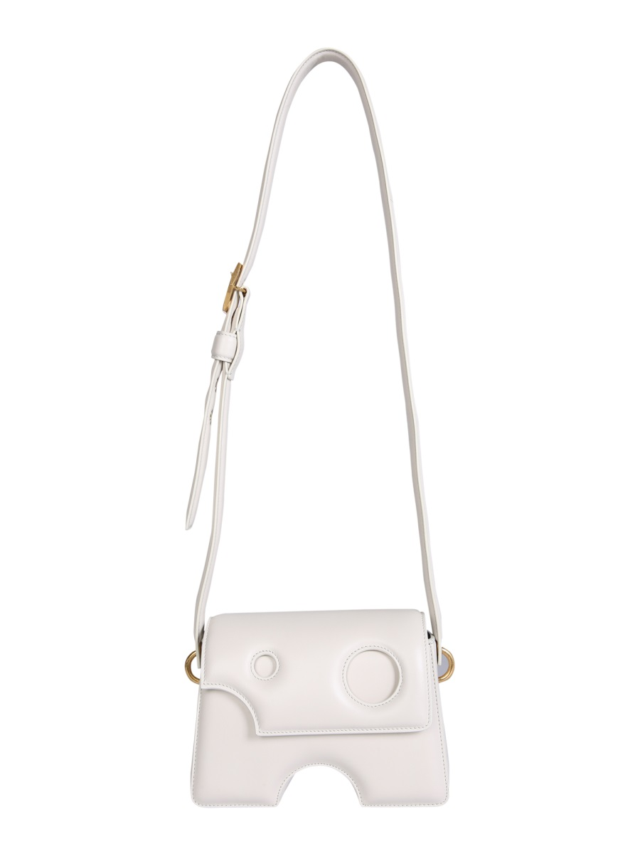 Off-White Leathers BURROW 22 SHOULDER BAG