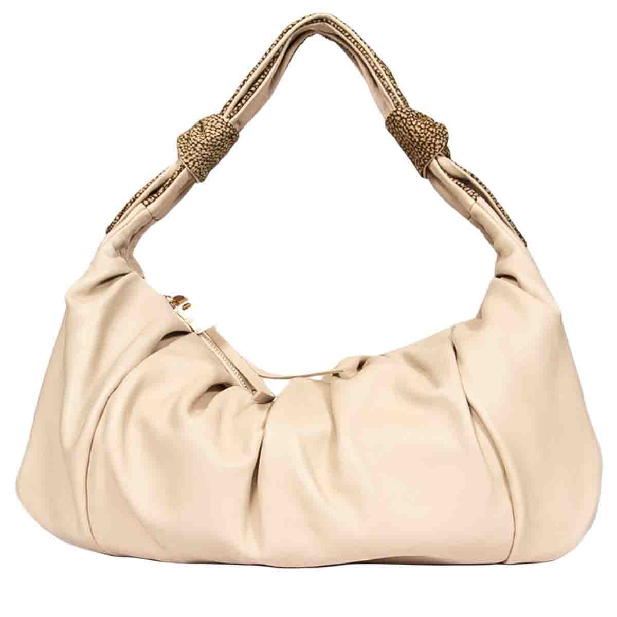 Borbonese DUNA HOBO BAG LARGE