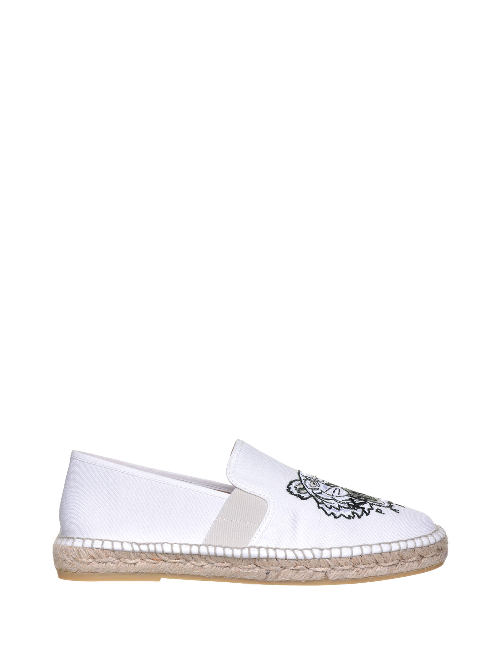 Kenzo Canvases FLAT SHOES BEIGE