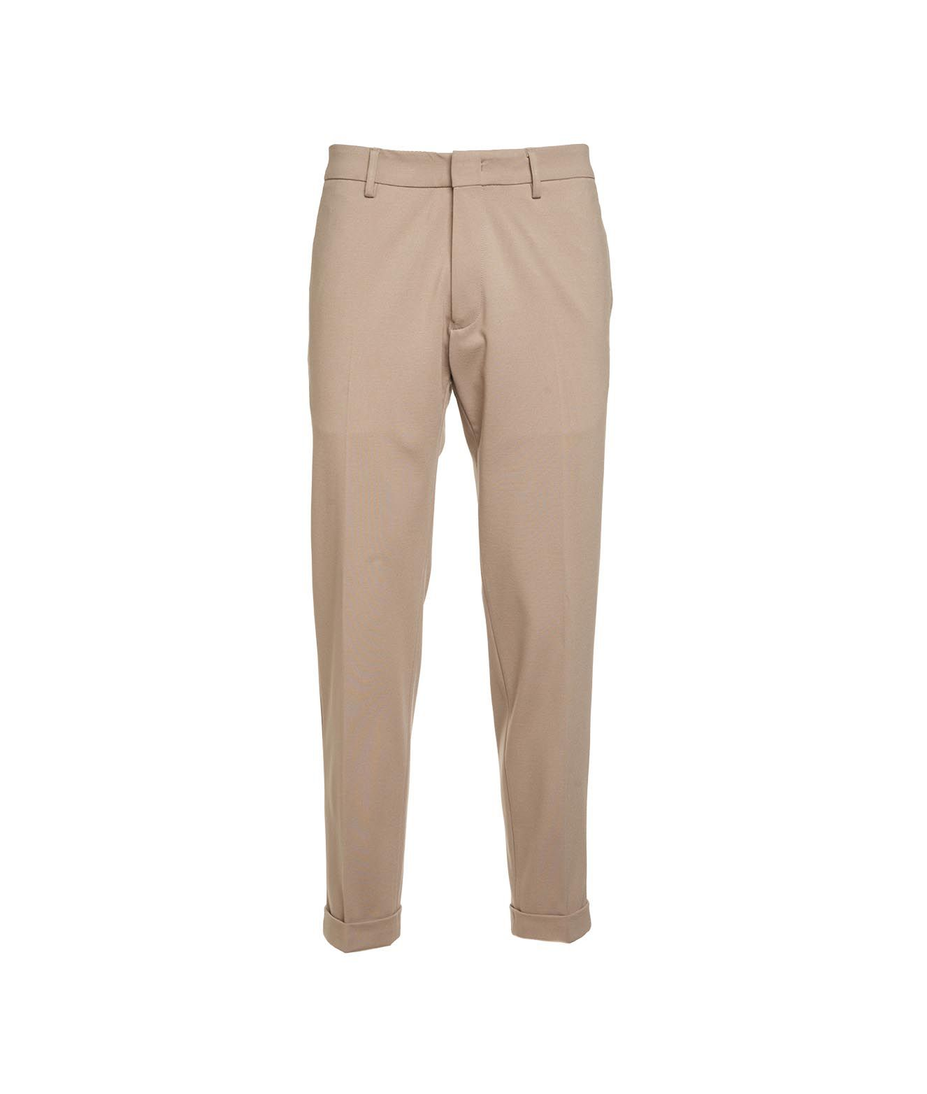 Paolo Pecora TROUSERS WITH CREASE