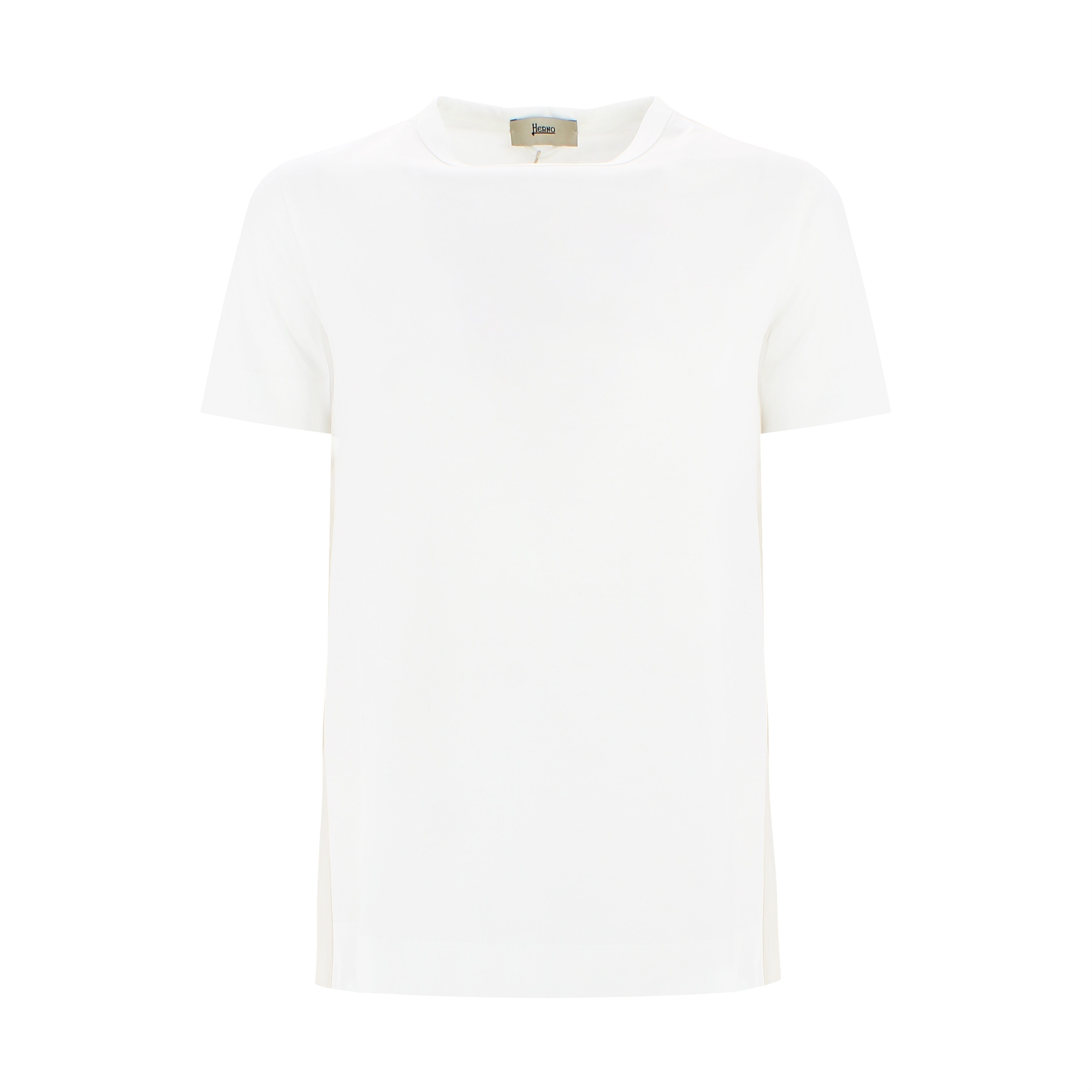 Herno PLEATED T-SHIRT