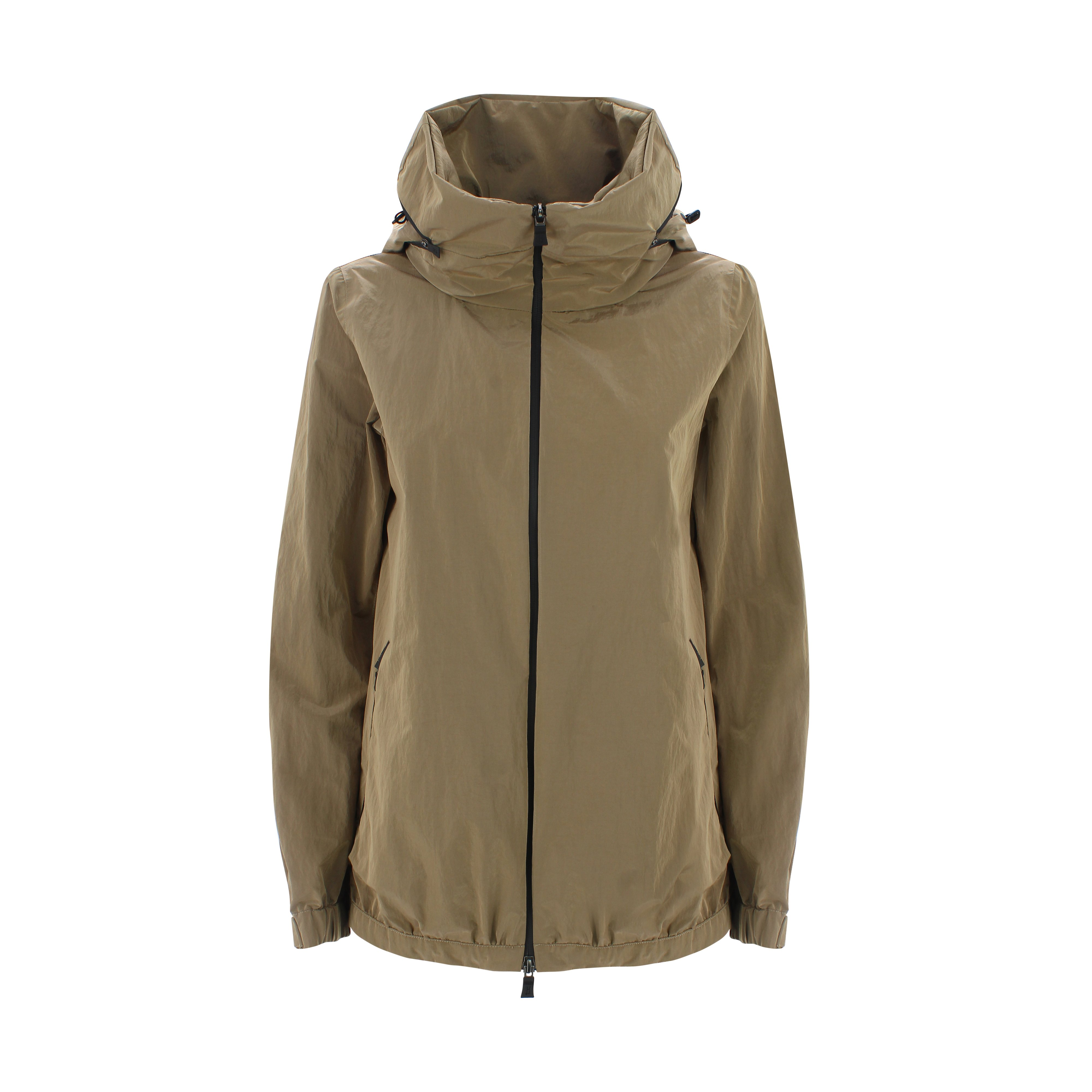 Herno TECHNICAL HOODED JACKET
