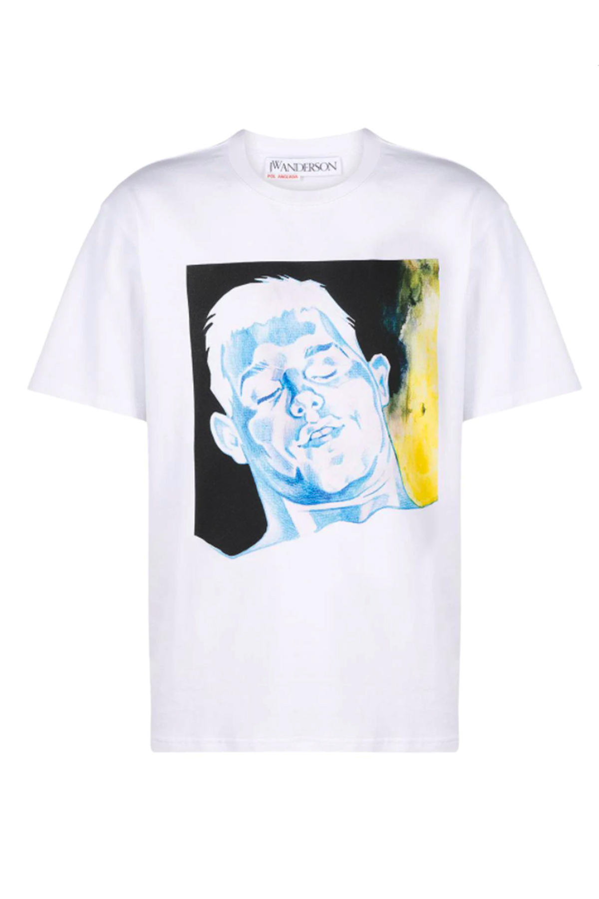 Jw Anderson J.W.Anderson T-shirts and Polos White
