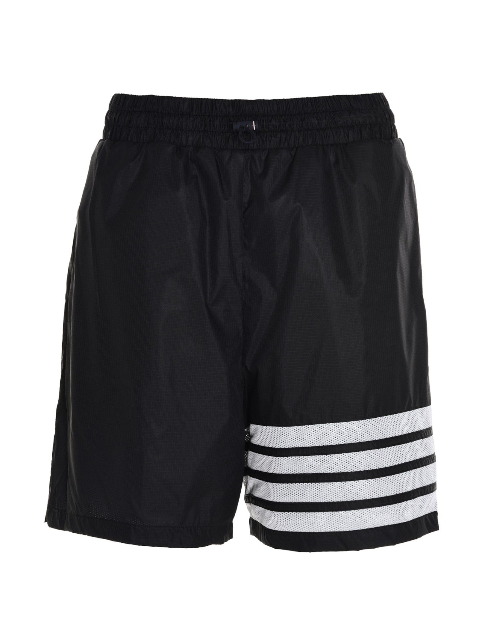 Thom Browne Shorts THOM BROWNE MEN'S MJQ107A06859415 BLUE OTHER MATERIALS SHORTS